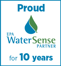 Dolphin Home Decor - Proud EPA WaterSense Partner for 10 years