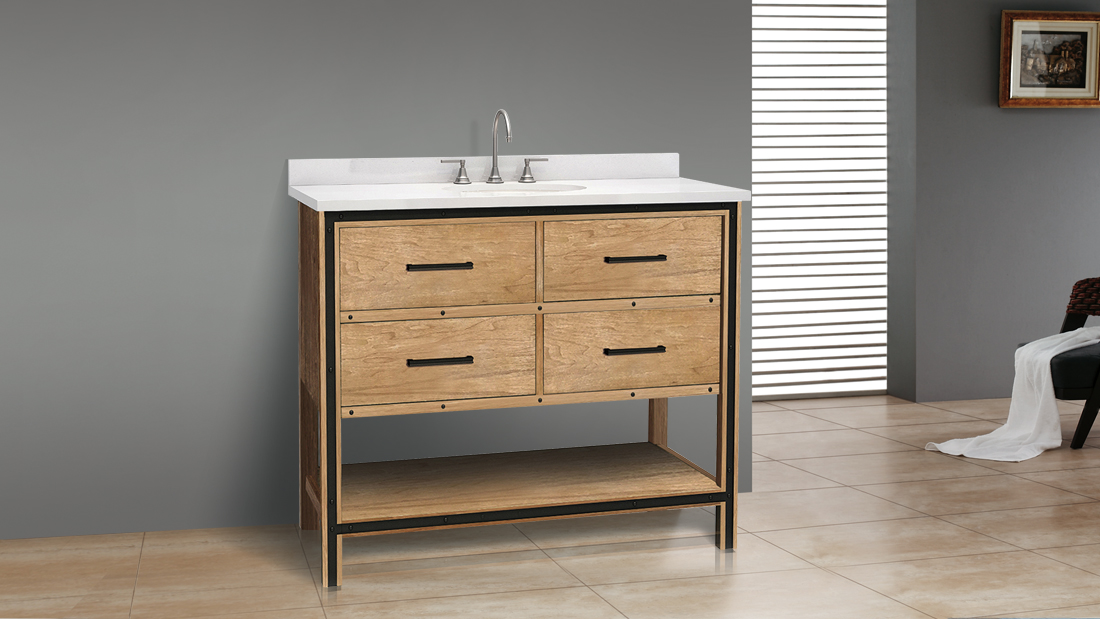 Dolphin Home Decor Modica Collection Vanities