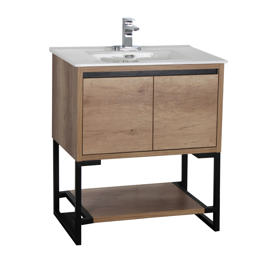 Morristown 30inch-NW Vanity front