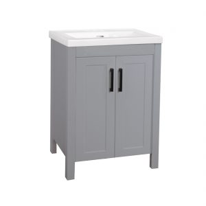 Dinard 24inch- wooden finish Vanity front