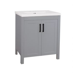 Dinard 30inch- wooden finish Vanity front