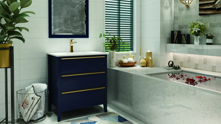 Innsbruck Vanity Collection - Dolphin Home Decor