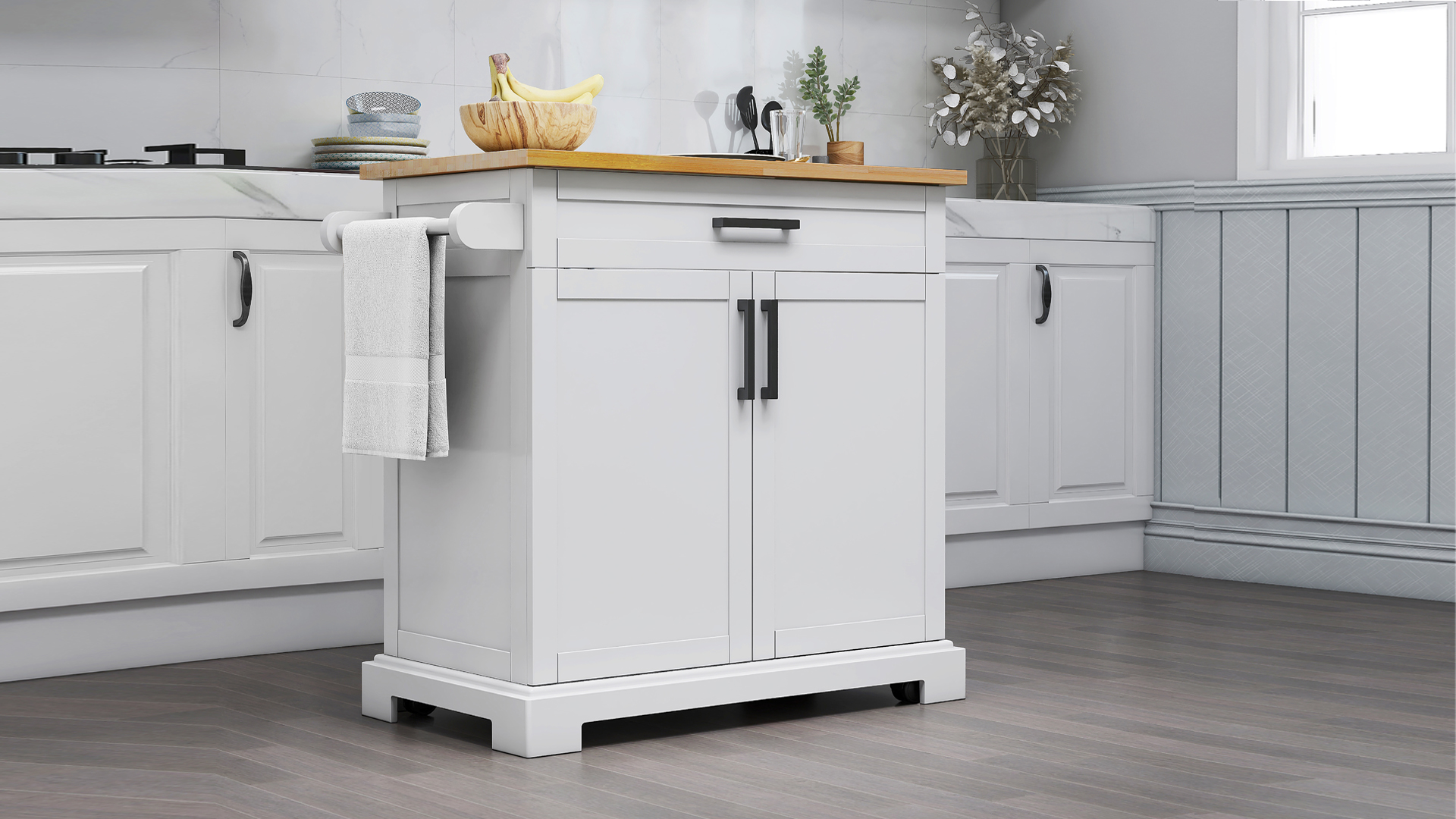 Dolphin Home Decor Kitchen Carts