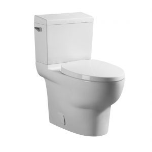 Helena Toilet 16.5inch 4.8L White Front View