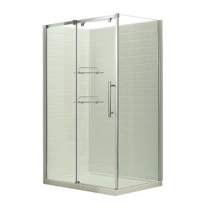 London Shower Center 38inch Front View