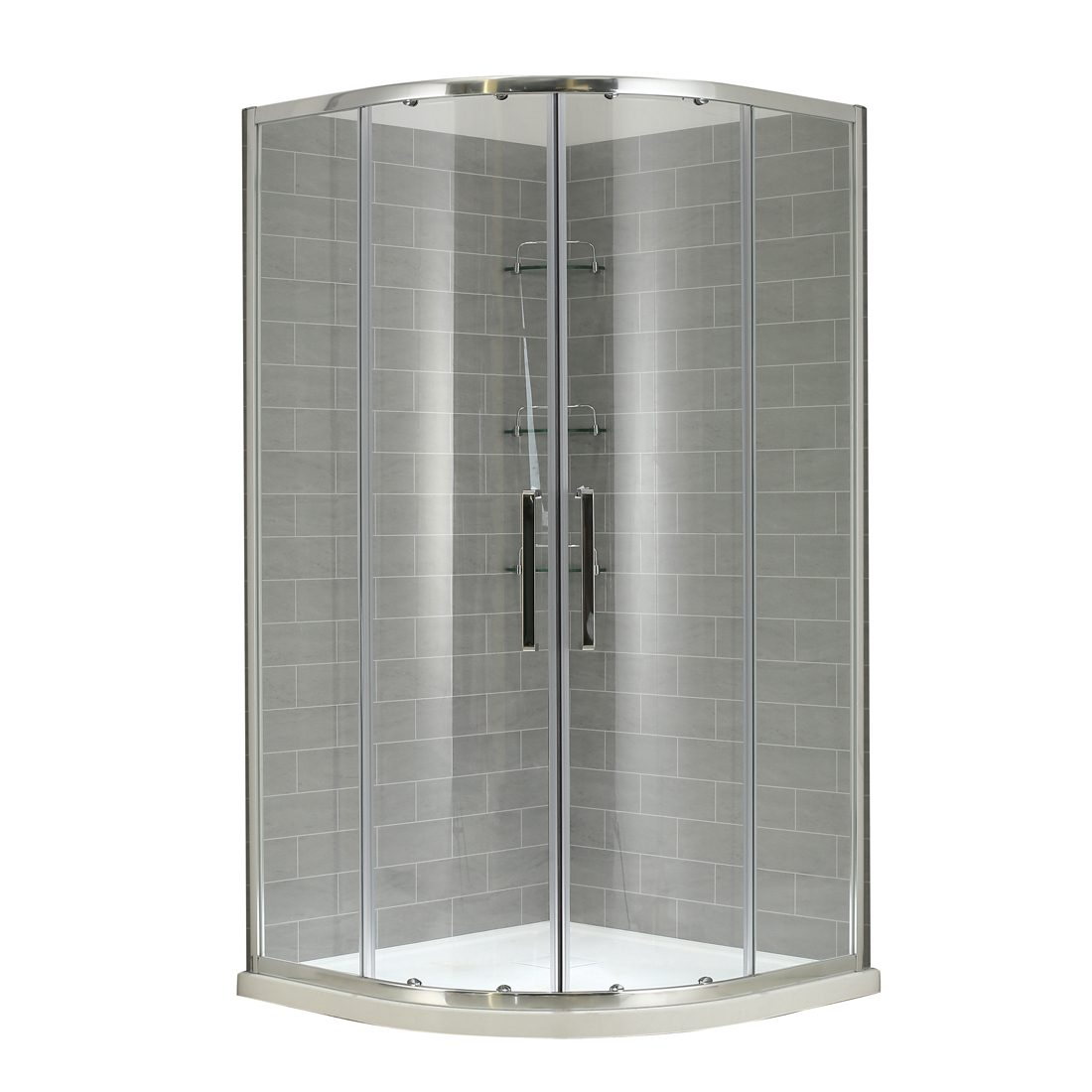 Manchester Shower Center 38inch Front View