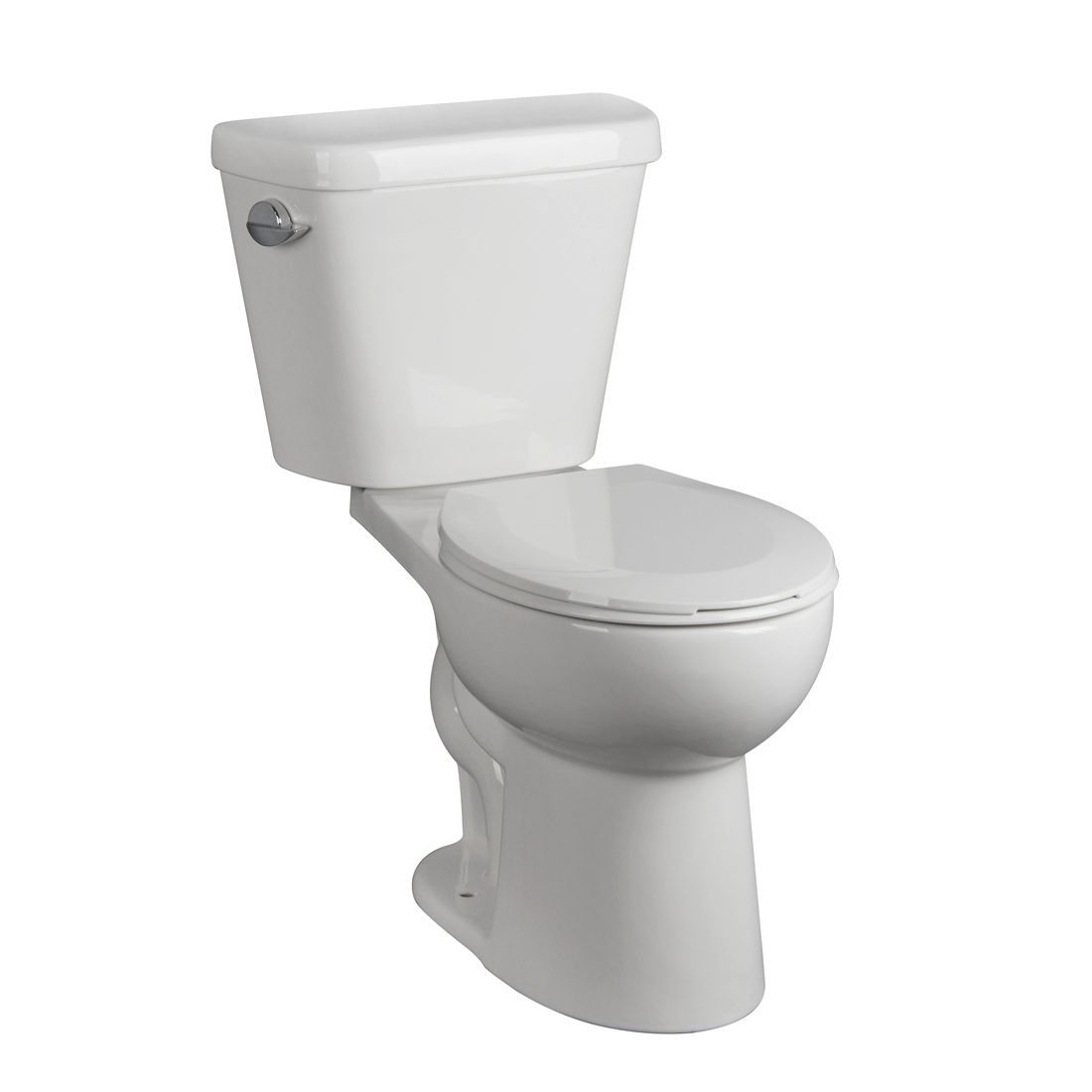 Portland Toilet 16.5inch 3.8L White Front View