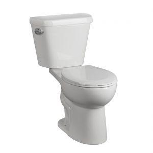 Portland Toilet 16.5inch 3.8L White Front View