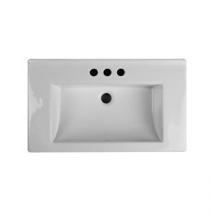 Romali 24inch Vanity Top View