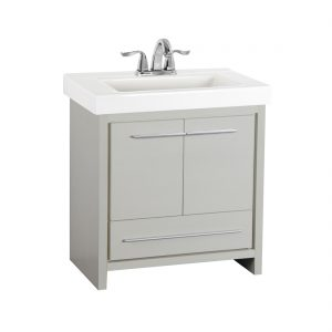 Romali 30inch Vanity Grey Front View