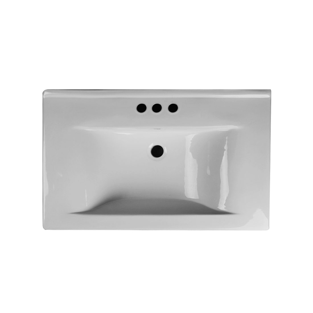 Romali 30inch Vanity Top View