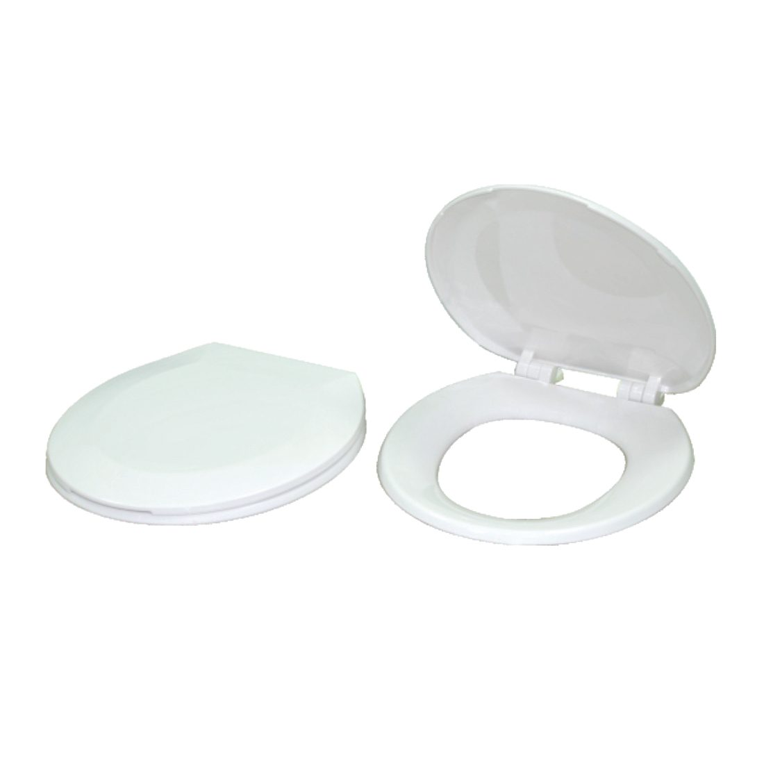 Soft Close Seat Cover For Round Toilet